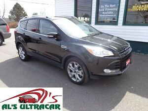 2014 Ford Escape Titanium 4WD $209 bi-weekly all in!