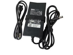 Genuine Dell 130 Watt AC Adapter Laptop Power Supply Charger