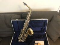 Boosey & Hawkes 400 Alto saxophone in very good condition.