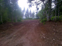 1 acre cabin lot 1 hour from St. John's (with pond access)