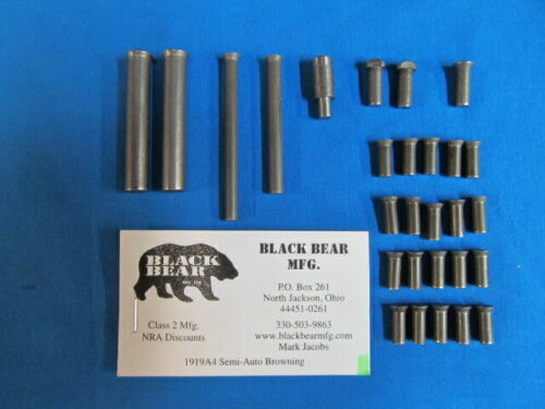1919 Browning a4  Rivet Set Sets Made in U.S.A. 1919a4