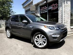 2015 Land Rover Discovery Sport HSE LUXURY AWD NAVI TOIT PANO
