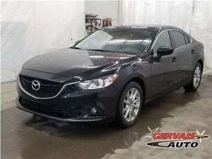 Mazda Mazda6 GS-L Navigation Cuir Toit Ouvrant MAGS 2015