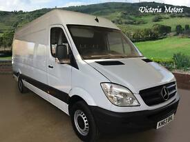 2013 MERCEDES BENZ SPRINTER 313 CDI LONG WHEEL BASE HIGH ROOF 313 CDI
