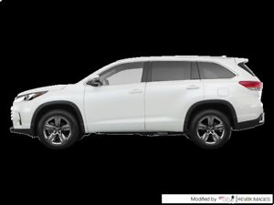 2018 Toyota Highlander 8-SPD LIMITED AWD AU