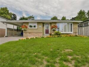 Beautiful 3 Bdrm Home Is Situated On A Large Lot *AJAX*