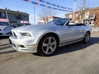 2013 FORD MUSTANG GT CONVERTIBLE (AUTOMATIQUE, CUIR, FULL!!!)