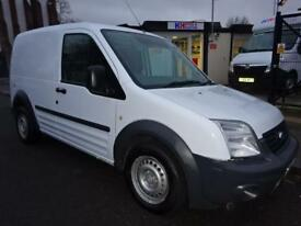 FORD TRANSIT CONNECT T200 75 CLEAN RELIABLE VAN NORTH LONDON
