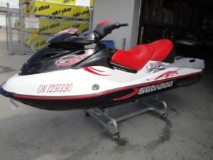 2008 Sea-Doo Wake 215