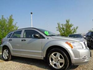 2007 Dodge Caliber SXT SPORT PK-RUNS AND DRIVES EXCELLENT