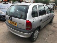 1999 Vauxhall Corsa 1.0 i 12v GLS 5dr £490 CHEAPEST INSURANCE, CHEAP RUN