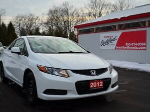 2012 Honda Civic EX-L 2dr Coupe