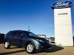 2014 Nissan Rogue SV, AWD, Heated Seats, R/Start, Sunroof