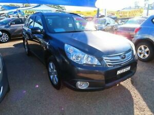 2012 Subaru Outback B5A MY12 2.5i Lineartronic AWD Premium Grey 6 Speed Constant Variable Wagon Minchinbury Blacktown Area Preview