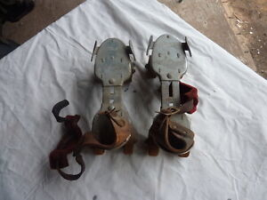 Antique Roller Skates - Delivery
