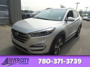 2017 Hyundai Tucson AWD SE 1.6TURBO Leather,  Panoramic Roof,  B