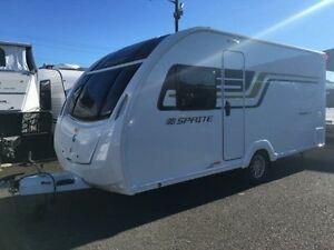 2016 Swift Sprite Alpine 4  Caravan Unanderra Wollongong Area Preview