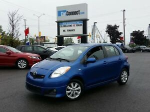 2009 Toyota Yaris ONLY $19 DOWN $65/WKLY!!