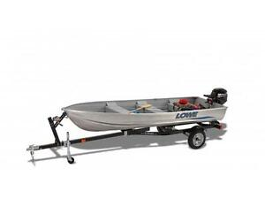 Used 2015 Lowe Boats Utility V