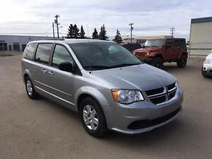 2013 Dodge Caravan Stow & Go -GUARANTEED APPROVAL! 780 482 5600