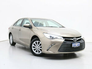 2016 Toyota Camry ASV50R MY16 Altise Magnetic Bronze 6 Speed Automatic Sedan Jandakot Cockburn Area Preview