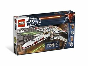 LEGO Star Wars X-Wing Starfighter 9493 sealed brand new firm