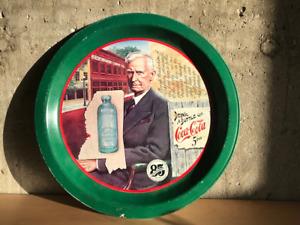 1894-1979 85th Anniversary Coca-Cola Tray (Cabaret Vintage)