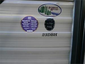 2017 FOREST RIVER GREY WOLF LIMITED 23DBH! BUNKS, SLIDE! $24495! London Ontario image 6
