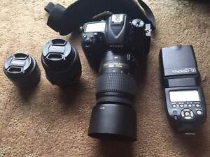 nikon d7100 and lenses Cobar Cobar Area Preview