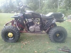 custom cb750 atv **plz read all**