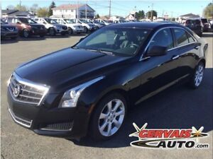 Cadillac ATS 2.0T AWD Cuir Toit Ouvrant MAGS 2014
