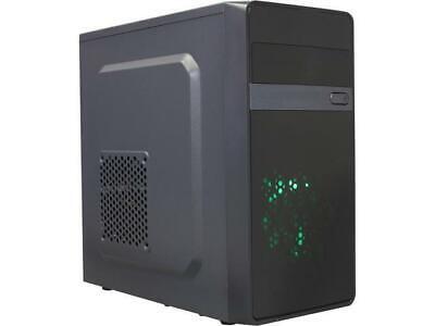 Custom Built Gaming PC AMD Ryzen 8GB Desktop Computer 120GB SSD DVD 1TB HDD HDMI
