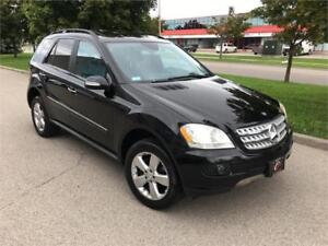 2006 MERCEDES ML500 4M*LOADED*NO ACCIDENT*4MATIC*MUST SEE