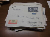 Federale, Lettere Inserisci, Ca. 80 Pezzi, Chartity, Rari Affrancatura (51047) -  - ebay.it