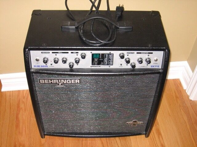 Behringer guitar amp spare or repair