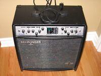Behringer guitar amp spare or repair