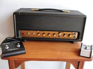 CUSTOM BUILT MARSHALL 18 WATT