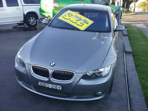 2007 BMW 335i E93 35I Grey 6 Speed Steptronic Convertible Greenacre Bankstown Area Preview