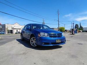 2012 DODGE AVENGER R/T LOADED, POWER GROUP! NAVI, $8979