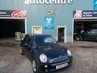 MINI HATCH ONE 1.6 ONE 3d 89 BHP ANY OFFERS ??? (black) 2005