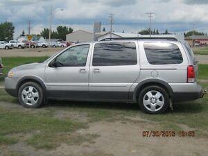 2009 Pontiac Montana SV6 $9,995.00