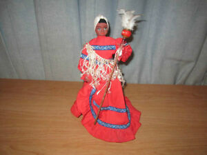 Collectable Doll Cuban Custom