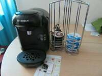 Bosch tassimo with accessories