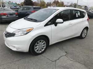 2014 Nissan Versa Note CAMERA A/C BLUETOOTH CRUISE CONTROL