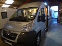 WildAx Aurora 3-4 berth 4 seatbelts Hi top camper van for sale.