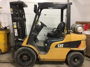 Long Term / Short Term Forklift Rental - 2011 Caterpillar