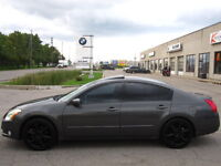 FAAAST  !!! 6 SPEED MANUAL !!! 2006 NISSAN MAXIMA SE London Ontario Preview