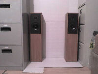 100W KEF Cresta Stereo Speakers - Heathrow