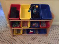 Children's storage unit, from Walton Street