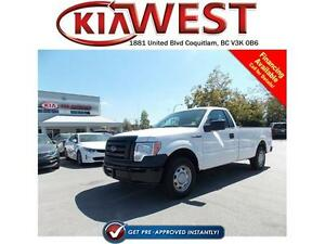 2011 Ford F-150 Regular Cab